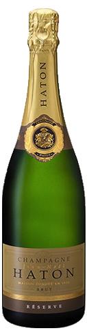 Champagne Brut Réserve AOC 1.5l - Jean-Noël Haton (Pravé šampaňské Magnum lahev 1.5l - dočasně nedostupné)