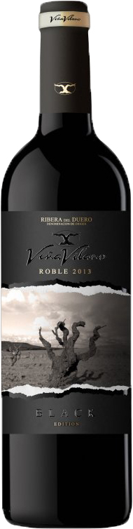 Viňa Vilano Roble Black Limited Edition 2017