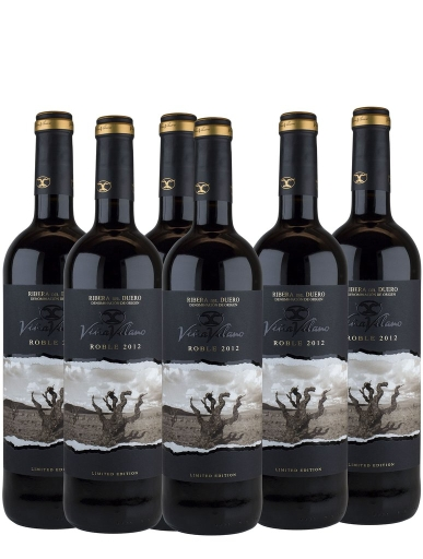 5+1 Viňa Vilano Roble Black Limited Edition 2014