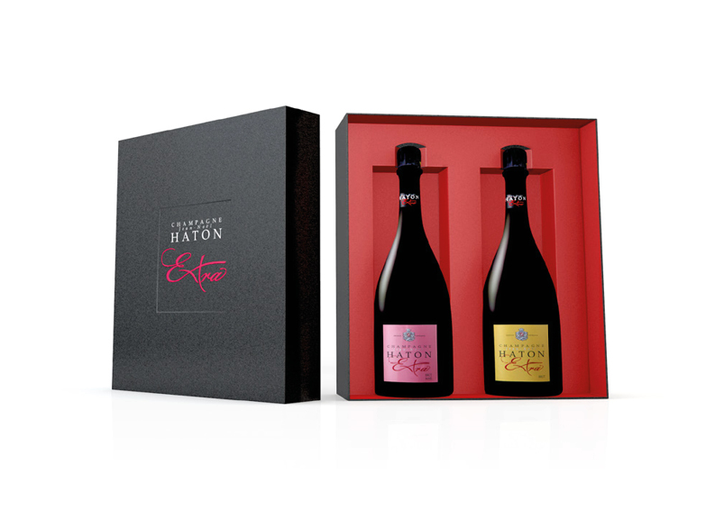 Champagne Duo EXTRA - Jean-Noël Haton