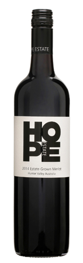 Merlot 2017 - Hope Estate