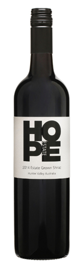 Shiraz 2018 - Hope Estate