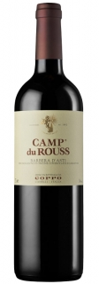 Camp du Rouss - Barbera d´Asti DOCG 2015 - Coppo 0.375 l