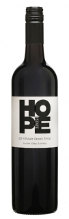 Shiraz 2014 - Hope Estate